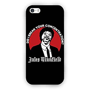 EYP Pulp Fiction Back Cover Case for Apple iPhone 5