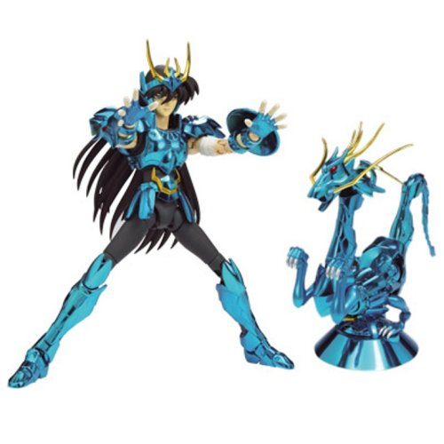 Bandai - Figurine - Manga - Myth Cloth - Chapitre Hades - Le Sanctuaire - Shiryu le Chevalier du Dragon (3ème armure)
