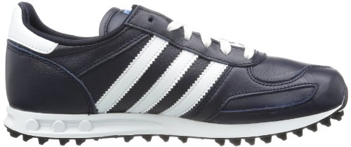 adidas La Trainer, Low-top garçon Bleu - Blau (Legend Ink S10/Legend Ink S10/Running White Ftw)