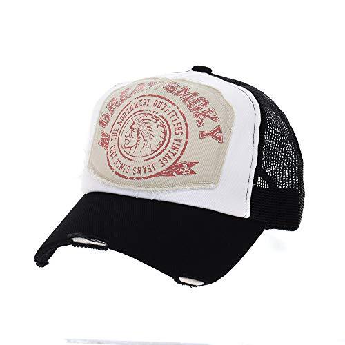 WITHMOONS Gorras de béisbol Gorra de Trucker Sombrero de Vintage Base