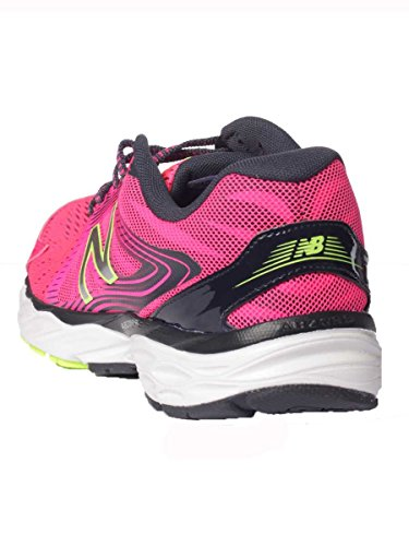 New Balance Women's Women's 680V4 Pink Sneakers Synthetic Mehrfarbig
