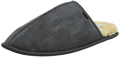 Ben Sherman Men's Mayfair Open Back Slippers, Grey (Grey), 7 UK 40/41...