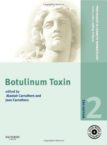 Procedures in Cosmetic Dermatology Series: Botulinum Toxin with DVD, by Alastair Carruthers (3-Nov-2007) Hardcover