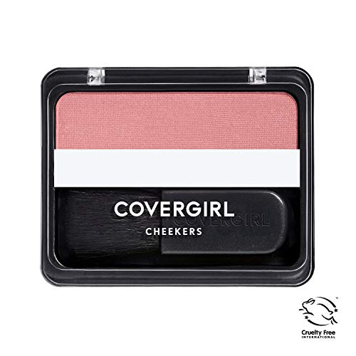 COVERGIRL Cheekers Blush - Rose Silk 105 - Cover Girl Bronzer