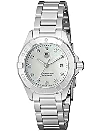 Tag Heuer way1413. ba0920 – Watch For Women Silver Stainless Steel Strap