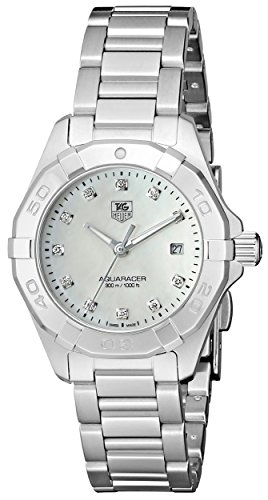 TAG Heuer Damen-Armbanduhr Analog Quarz Edelstahl WAY1413.BA0920