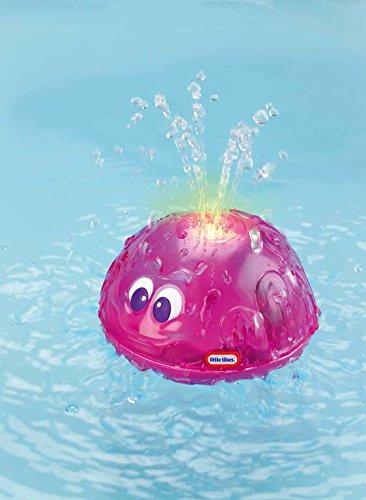 little tikes bade spielzeug wasserfontäne