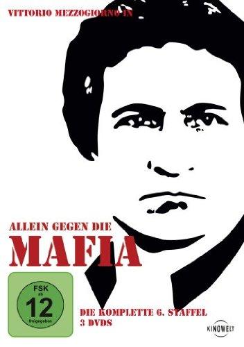 Bild von Allein gegen die Mafia 6 [3 DVDs]