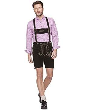 Herren Trachten Lederhose von der Marke STOCKERPOINT in verschiedenen Farben, Beppo2