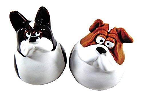 Deko-Figur Mops Hundefiguren