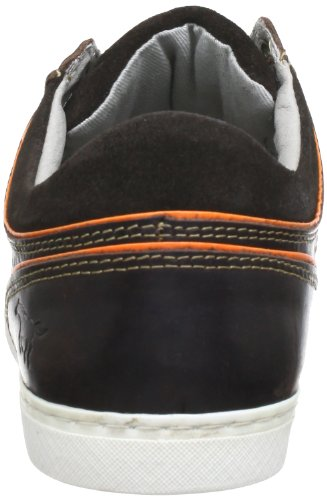 Mustang Sneaker 4843-302-303 Herren Sneaker Braun (mokka 303)