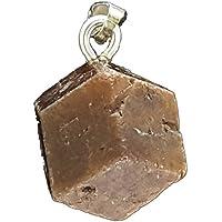 KRIO® - Granat Kristall Anhänger mit Silberöse preisvergleich bei billige-tabletten.eu