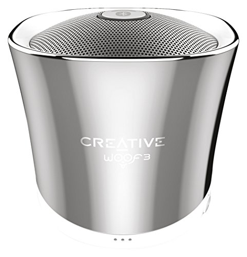 Creative Woof 3 mini-Lautsprecher mit Bluetooth und in tollen Farben