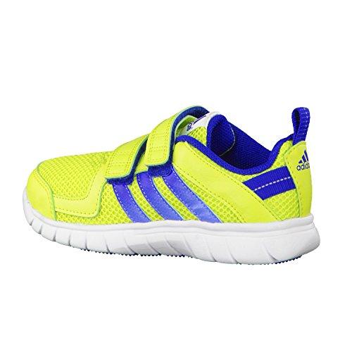 adidas STA Fluid 3, Sneakers, Garçon Vert