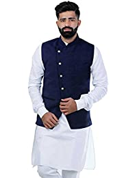 Veera Paridhaan Solid Party wear Nehru Jacket(VP007039)