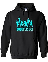 Dude Perfect 2,Hoodie,80% Cotton,20% Polyester Men's, Women, Kids