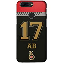 Away Jersey ABD 17 - Sublime Case for OnePlus 5T