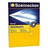 SOE Briefblock A4 hf blanko 1380 50Bl 70g