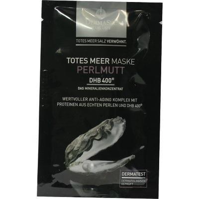 DermaSel Exklusiv Sel de la Mer Morte Masque à la Perle - 12 ml