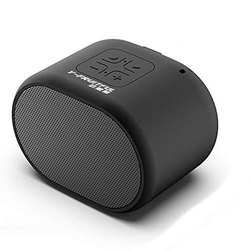 WSXG Mini drahtloser Bluetooth Lautsprecher IPX5 imprägniern Bluetooth 5.0 bewegliches Geschenk-Audio-Außentaschen-Art- und Weisekreative Persönlichkeit-Geschenk-Ton -