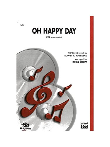Oh, Happy Day (Satb) Chant