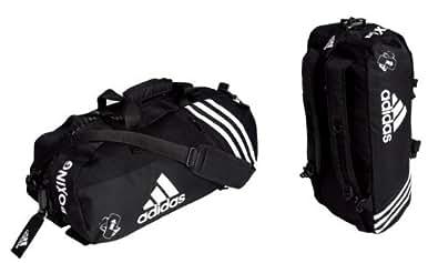 adidas sporttasche rucksack boxing gr l schuhe handtaschen. Black Bedroom Furniture Sets. Home Design Ideas