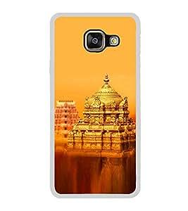ifasho Designer Phone Back Case Cover Samsung Galaxy A5 (6) 2016 :: Samsung Galaxy A5 2016 Duos :: Samsung Galaxy A5 2016 A510F A510M A510Fd A5100 A510Y :: Samsung Galaxy A5 A510 2016 Edition ( Pink Black Colorful Pattern Design )