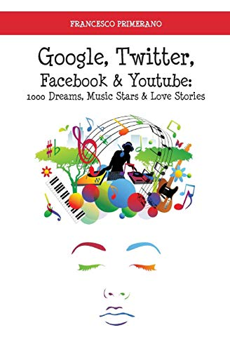 Google, Twitter, Facebook & Youtube: 1000 Dreams, Music Star & Love Story