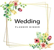 Wedding Planner Binder: Wedding Planning Book, Wedding Binder Template, Wedding Pricing Guide, Organizer Budge