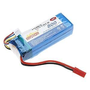 Esky E020/E515A H¨¦licopt¨¨res EK1-0188 11.1V 800mAh Li-Po Batterie