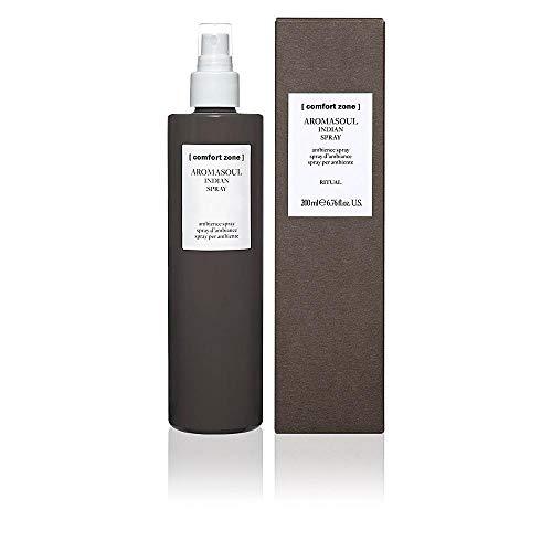 COMFORT ZONE aromasoul Indian Atmosphäre Zimmer Spray 6.76Fl Oz (Zimmer Parfum Spray)