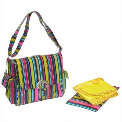 kalencom-borsa-fasciatoio-con-rivestimento-impermeabile-multicolore-petal-stripes