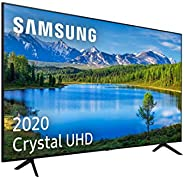 "Samsung Crystal UHD 2020 50TU7095 - Smart TV de 50"" con Resolución 4K, HDR 10+, Crystal Display, Procesad"