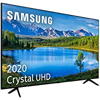 "Samsung Crystal UHD 2020 43TU7095 - Smart TV de 43"" con Resolución 4K, HDR 10+, Crystal Display, Procesador 4K, PurColor, Sonido Inteligente, Función One Remote Control y Compatible Asistentes de Voz"