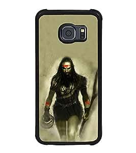 ifasho Designer Phone Back Case Cover Samsung Galaxy S6 G920I :: Samsung Galaxy S6 G9200 G9208 G9208/Ss G9209 G920A G920F G920Fd G920S G920T ( Elephant Face ElePhant Eye Ganesh Avatar )