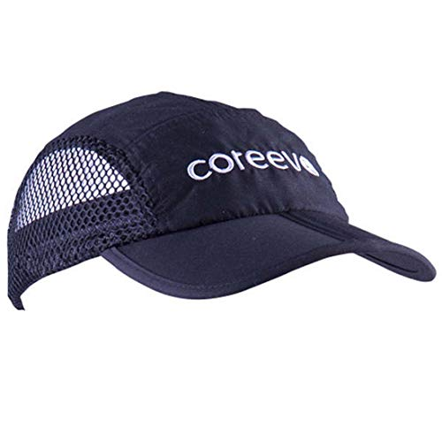Coreevo - Running Cap 2.0, color black
