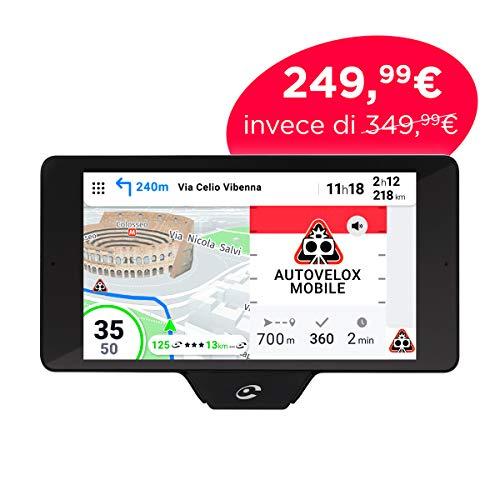 Coyote Nav + 1m Navigation intégrée avec Cartes 3D, abonnement 1Mois