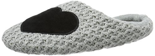 kamoa Damen Pssilje Pantoffeln Grau (Grey)