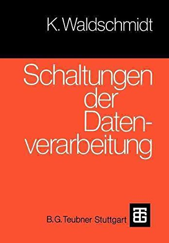 [(Schaltungen der Datenverarbeitung)] [By (author) Klaus Kran ] published on (February, 2012)