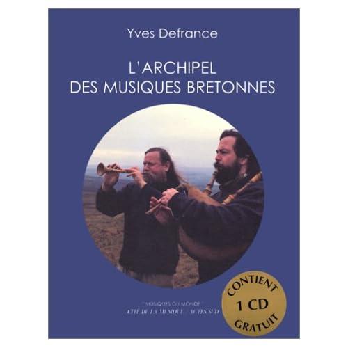 L'Archipel des musiques bretonnes. Coédition Cité de la musique