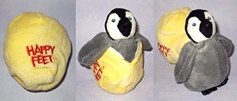 collectable-persil-hatching-mumble-happy-feet-soft-toy