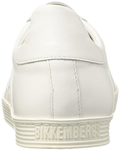 Bikkembergs Words 861, Sneakers basses homme Bianco