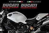 KIT DI ADESIVI REPLICA per Ducati Monster 696