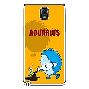 """Bhishoom Designer Printed 2D Transparent Hard Back Case Cover for """"Samsung Galaxy Note 3"""" - Premium Quality Ultra Slim & Tough Protective Mobile Phone Case & Cover"""