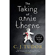 The Taking of Annie Thorne: 'Britain's female Stephen King'  Daily Mail