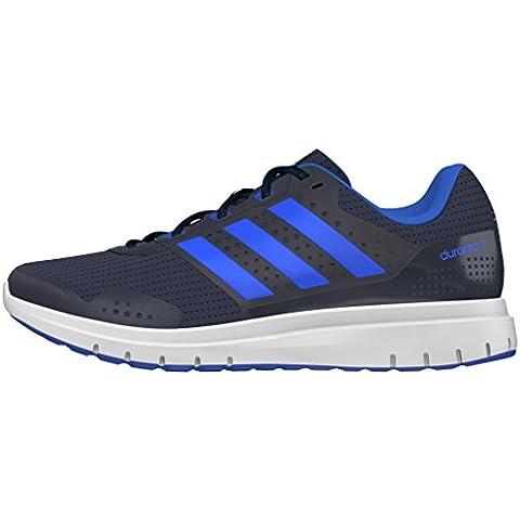 adidas Duramo 7, Zapatillas de Running para Hombre, Azul (Maruni / Azul / Ftwbla), 44 EU