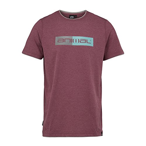 Herren T-Shirt Animal Loan T-Shirt Total Eclipse Navy