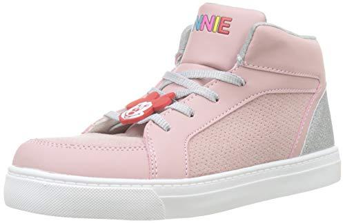 ZIPPY Mädchen Zapatillas De Minnie Mouse para Niña Sneakers, Pink (Potpourri 13/2004 TCX 3401), 25 EU (Schuhe Mädchen Für Nina)