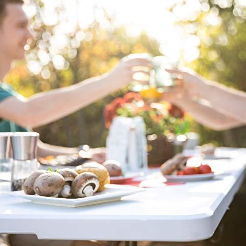 Relaxdays Gartentisch klappbar - 2