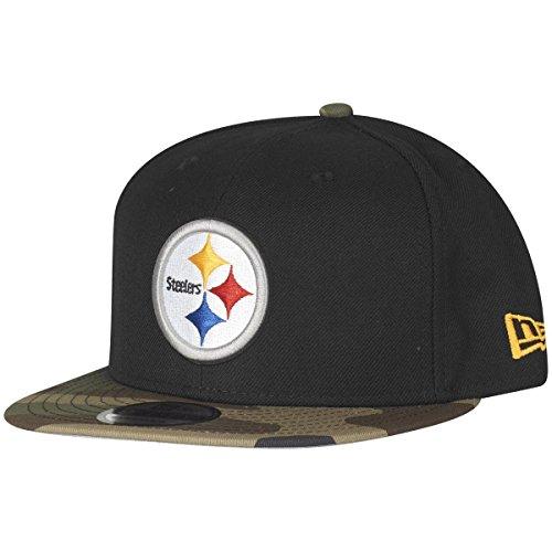 New Era 9Fifty Snapback Cap - Pittsburgh Steelers Camo
